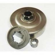 Барабан сцепления для бензопилы Stihl MS 180/018 разборный (Saber)