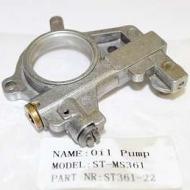 Масляный насос для бензопилы STIHL MS 361 (Winzor)