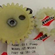 Масляный насос для бензопилы STIHL MS 381 (Winzor)