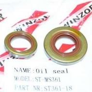 Сальник коленвала для бензопилы STIHL MS 361 (Winzor)