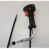 Ручка газа для бензокосы Demon