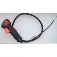 Ручка газа для бензокосы Stihl Fs 55