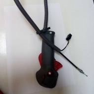 Ручка газа для бензокосы Oleo-Mac Sparta 25