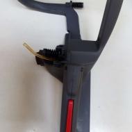 Топливный бак для бензопилы Oleo-Mac 936 (оригинал)