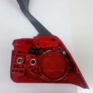 Крышка тормоза (крышка сцепления) для бензопилы Oleo-Mac 936 (оригинал)