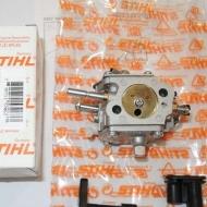 Карбюратор для бензореза Stihl TS 400 (оригинал)