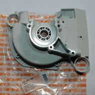 Картер для бензореза Stihl TS 400 (оригинал, левая часть)