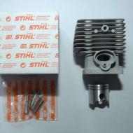 Поршневая группа для бензокосы Stihl FS 300 (оригинал)