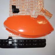 Защитный кожух для бензокосы Stihl FS 55 (оригинал)