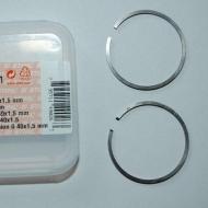 Поршневое кольцо для бензокосы Stihl FS 300 (оригинал)